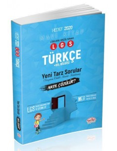 Editör Yayınları LGS Türkçe Mantık Muhakeme Soruları Nasıl Çözülür