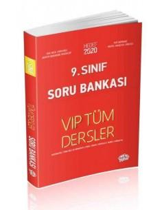 Editör 9. Sınıf Tüm Dersler Soru Bankası Kırmızı Kitap