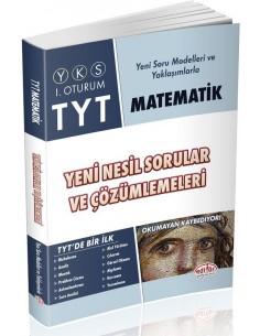Editör Yayınları TYT Matematik Yeni Nesil Sorular ve Çözümleri
