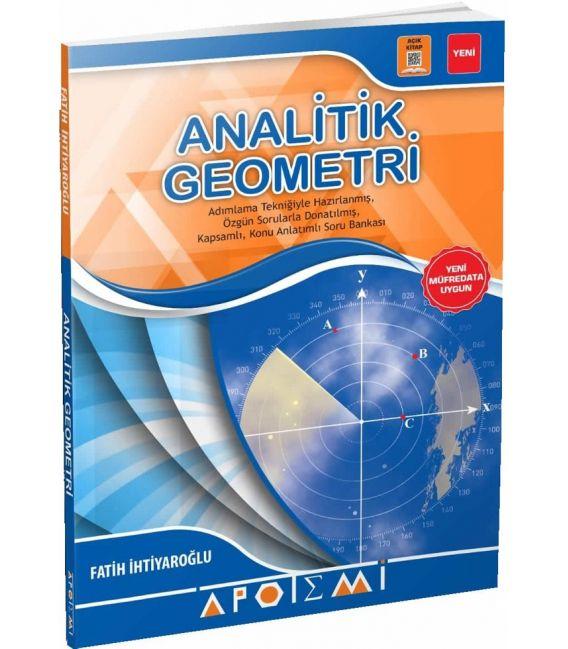 Apotemi Yayınları Analitik Geometri