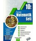 Çap Yayınları 10. Sınıf Matematik Seti Fen Lisesi