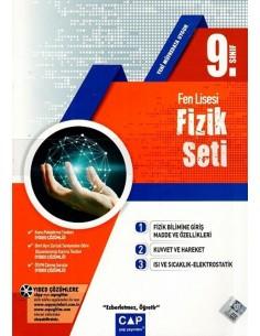 Çap Yayınları 9. Sınıf Fizik Seti Fen Lisesi