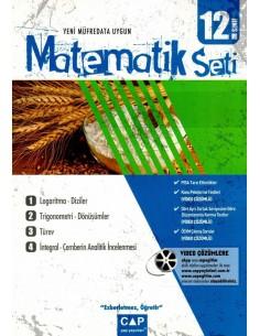 Çap Yayınları 12. Sınıf Matematik Seti Anadolu Lisesi