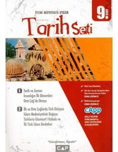Çap Yayınları 9. Sınıf Tarih Seti