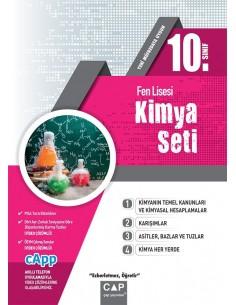 Çap Yayınları 10. Sınıf Fizik Seti