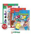 Dikkat Atölyesi Highlights Mathmania 4'lü set