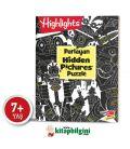Dikkat Atölyesi Highlights Parlayan Hidden Pictures Puzzle Dikkat Geliştirme Kitabı