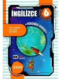 İşleyen Zeka 6. Sınıf İngilizce Yörünge Serisi Soru Bankası