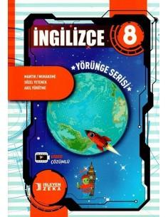 İşleyen Zeka 8. Sınıf İngilizce Yörünge Serisi Soru Bankası