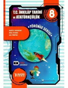 İşleyen Zeka 8. Sınıf T.C. İnkılap Tarihi Yörünge Serisi Soru Bankası