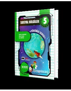İşleyen Zeka 5. Sınıf Sosyal Bilgiler Yörünge Serisi Soru Bankası