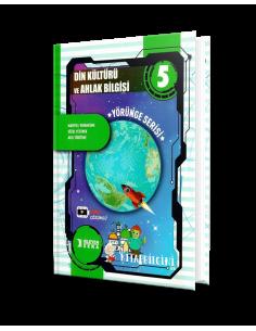 İşleyen Zeka 5. Sınıf Din Kültürü Yörünge Serisi Soru Bankası