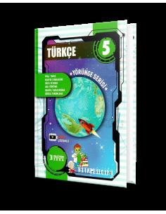 İşleyen Zeka 5. Sınıf Türkçe Yörünge Serisi Soru Bankası