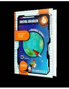 İşleyen Zeka 6. Sınıf Sosyal Bilgiler Yörünge Serisi Soru Bankası