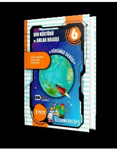 İşleyen Zeka 6. Sınıf Din Kültürü Yörünge Serisi Soru Bankası