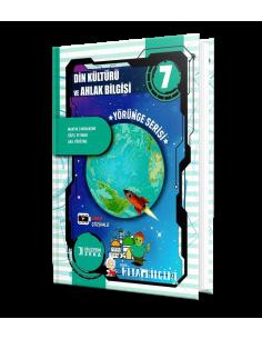 İşleyen Zeka 7. Sınıf Din Kültürü Yörünge Serisi Soru Bankası