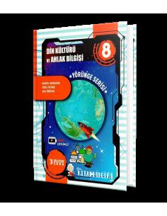 İşleyen Zeka 8. Sınıf Din Kültürü Yörünge Serisi Soru Bankası