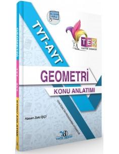 Yayın Denizi TYT AYT TEK Serisi Geometri Konu Anlatımlı Cep