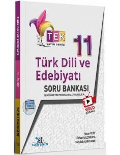 Yayın Denizi 11. Sınıf TEK Serisi Türk Dili ve Edebiyatı Soru Bankası