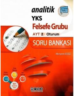 Merkez Yayınları AYT Felsefe Grubu Analitik Soru Bankası