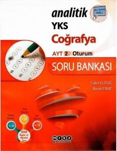 Merkez Yayınları AYT Coğrafya Analitik Soru Bankası