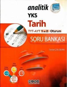 Merkez Yayınları TYT AYT Analitik Tarih Soru Bankası