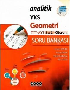 Merkez Yayınları TYT AYT Analitik Geometri Soru Bankası