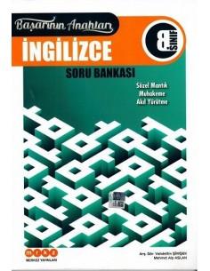 Merkez Yayınları 8. Sınıf İngilizce Soru Bankası