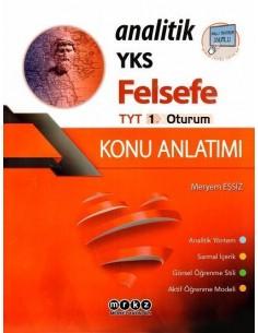 Merkez Yayınları TYT Analitik Felsefe Konu Anlatımlı