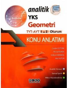Merkez Yayınları TYT AYT Analitik Geometri Konu Anlatımlı