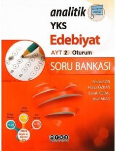 Merkez Yayınları YKS AYT Analitik Edebiyat Soru Bankası