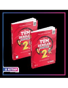 Sınav Yayınları 2. Sınıf Tüm Dersler Kampanyalı Set (2 Kitap)