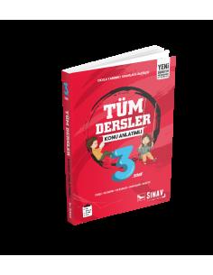 Sınav Yayınları İlkokul 3.Sınıf Tüm Dersler Konu Anlatım