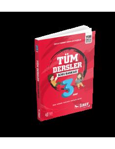 Sınav Yayınları İlkokul 3.Sınıf Tüm Dersler Soru Bankası