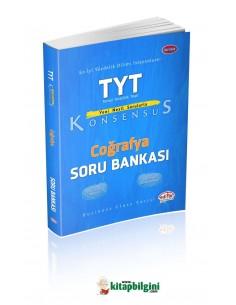 Data Yayınları TYT Konsensüs Coğrafya Soru Bankası