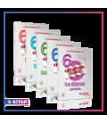 Sınav Yayınları 6. Sınıf Tüm Dersler Konu Anlatımlı Akordiyon Kazandıran Set (5 Kitap)
