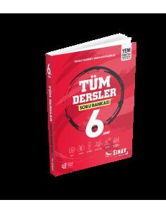 Sınav Yayınları Ortaokul 6.Sınıf Türkçe Konu Anlatımlı