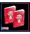 Sınav Yayınları 6. Sınıf Tüm Dersler Kampanyalı Set (2 Kitap)