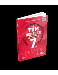 Sınav Yayınları Ortaokul 7.Sınıf Tüm Dersler Soru Bankası