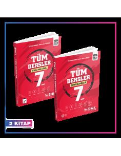 Sınav 7. Sınıf Tüm Dersler Kampanyalı Set (2 Kitap)