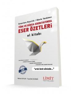 Limit Yayınları Türk ve Dünya Edebiyatında Eser Özetleri El Kitabı