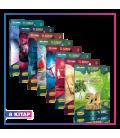 Sınav Yayınları 11. Sınıf 24 Adımda Tüm Dersler Soru Bankası Kampanyalı Set (8 Kitap)