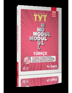 Sınav Yayınları TYT Türkçe Modül Modül Konu Anlatımlı