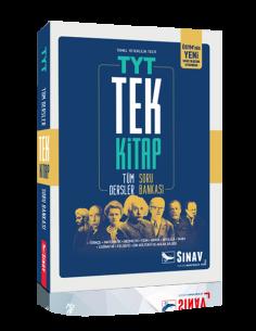 Sınav Yayınları TYT Tüm Dersler Soru Bankası Tek Kitap