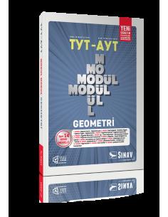 Sınav Yayınları TYT AYT Geometri Modül Modül Konu Anlatımlı