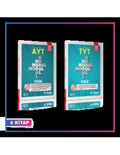 Sınav Yayınları TYT AYT Fizik Konu Anlatımlı Kampanyalı Set (2 Kitap)