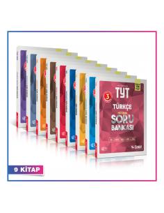 Sınav Yayınları TYT AYT Eşit Ağırlık Soru Bankası Kampanyalı Set (9 Kitap)