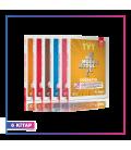 Sınav Yayınları TYT AYT Sözel Modül Modül Kampanyalı Set (6 Kitap)