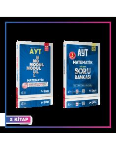 Sınav Yayınları AYT Matematik Konu Soru Kampanyalı Set (2 Kitap)
