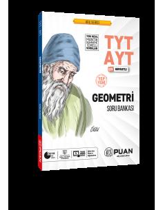 Puan Yayınları TYT AYT Geometri Soru Bankası